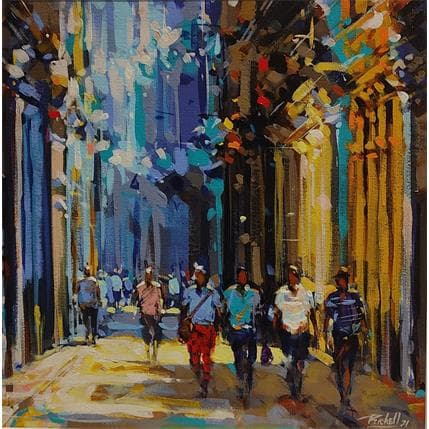 Castellon Richell Havana Cuba II 36 x 36 cm