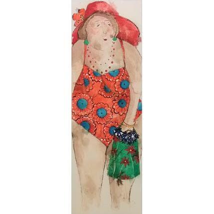Cécile Colombo Margot 40 x 120 cm