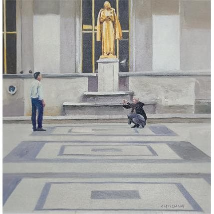 Sergi Castignani Trocadéro 6 25 x 25 cm