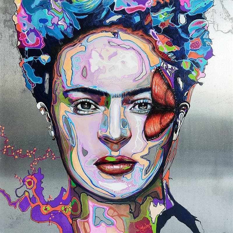 Frida's butterfly