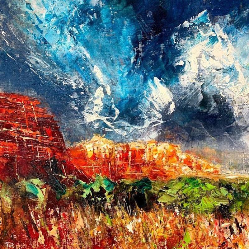 Arizona Prairie Wind