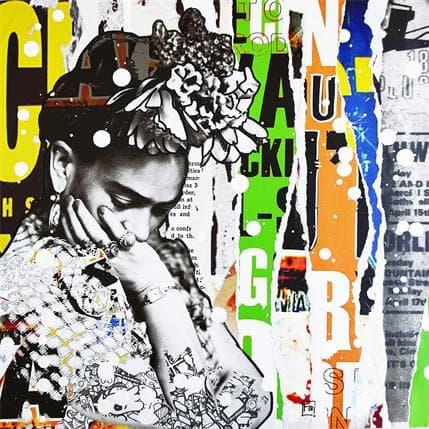 Lamboley Franck Frida Kahlo 36 x 36 cm