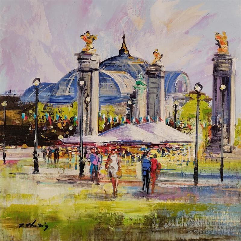 VIP au Grand Palais