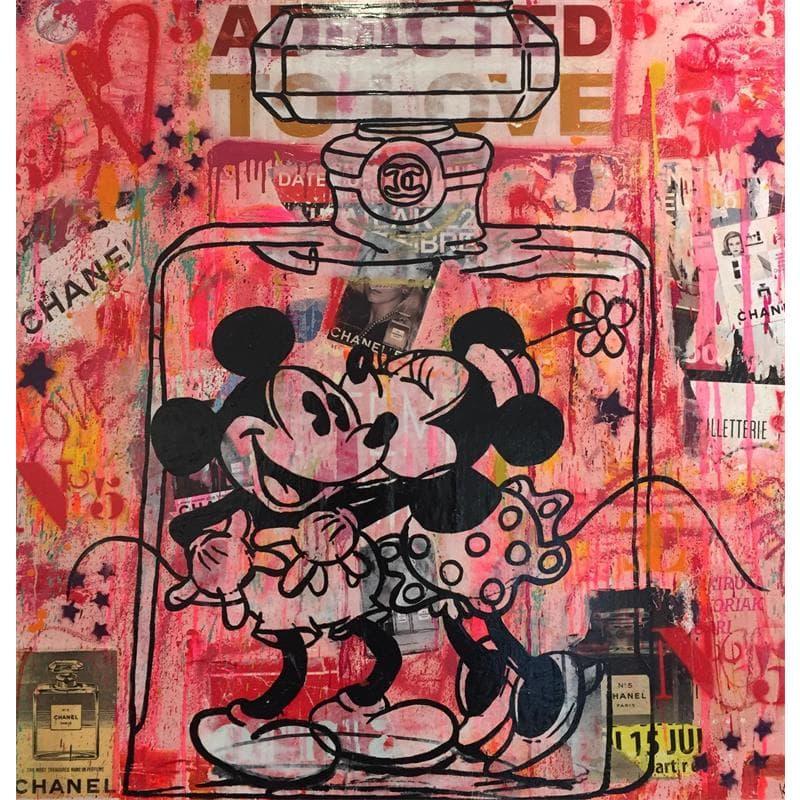 Mickey Minnie Chanel