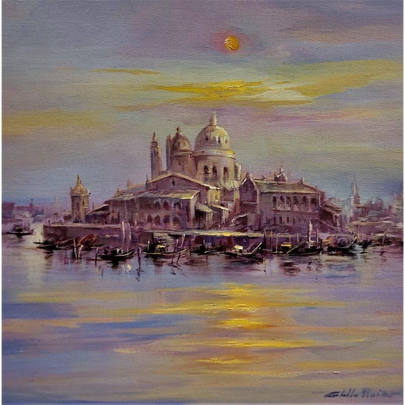 Venecia en Azul