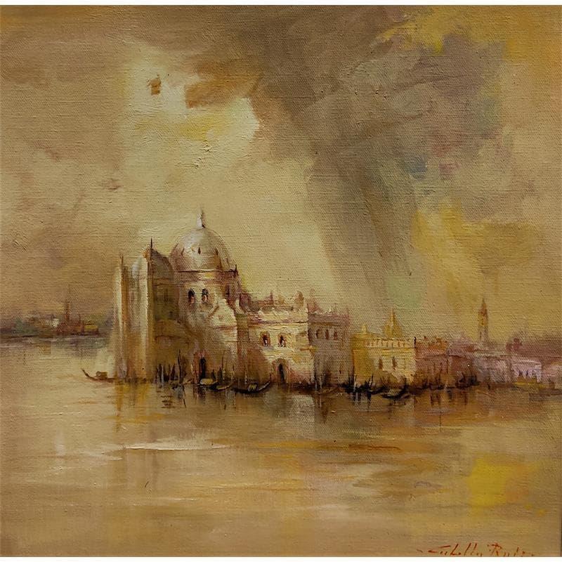 Venecia en ocres