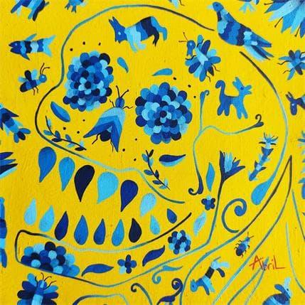 Espinoza Abril Hyadi - Sol 13 x 13 cm