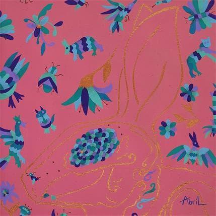 Espinoza Abril B'anjua-Conejo 19 x 19 cm
