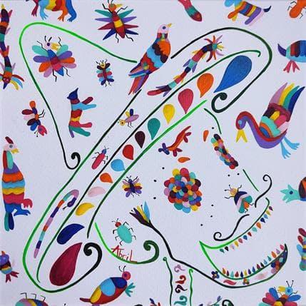 Espinoza Abril Methö-Ranchero 19 x 19 cm