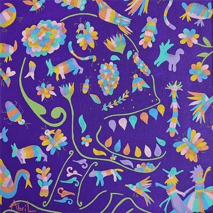 Espinoza Abril Domitsu-Paloma 19 x 19 cm