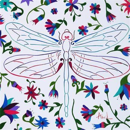 Espinoza Abril Zu'ue-Insecto 25 x 25 cm