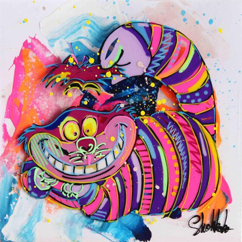 Chat du Cheshire 251a