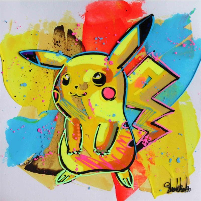 Pikachu 199b