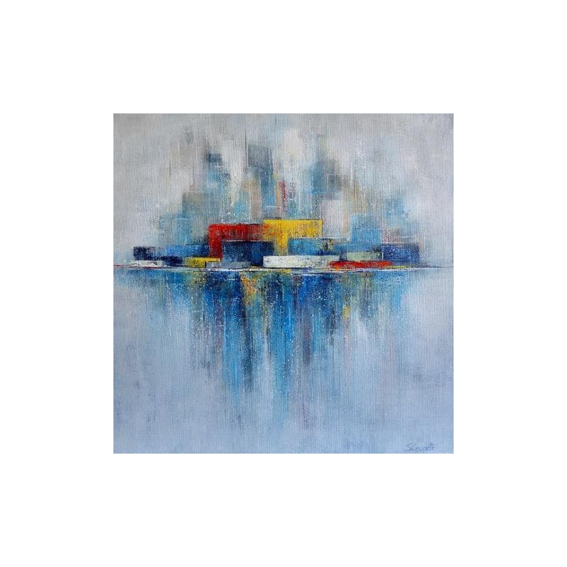 Large paintings Abstract Acrylic</h2>