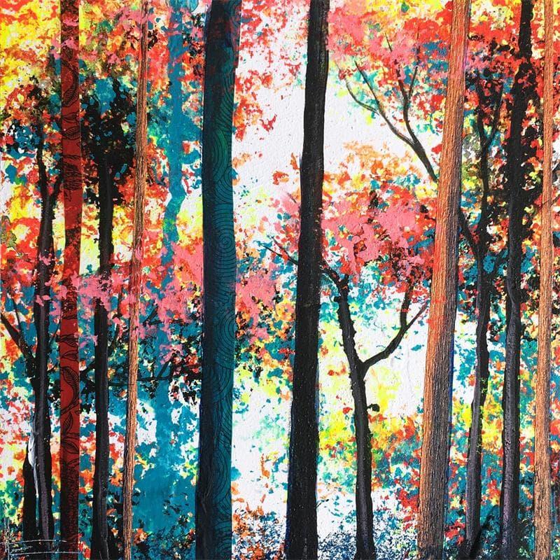 Troncs et couleurs