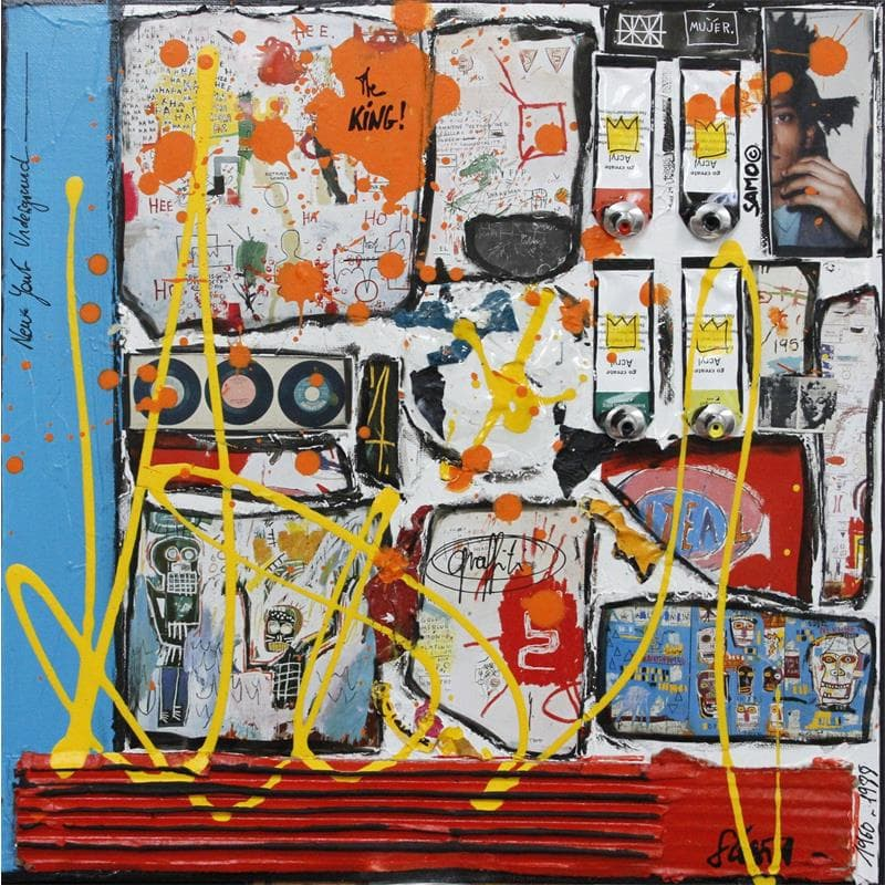 Basquiat, the King
