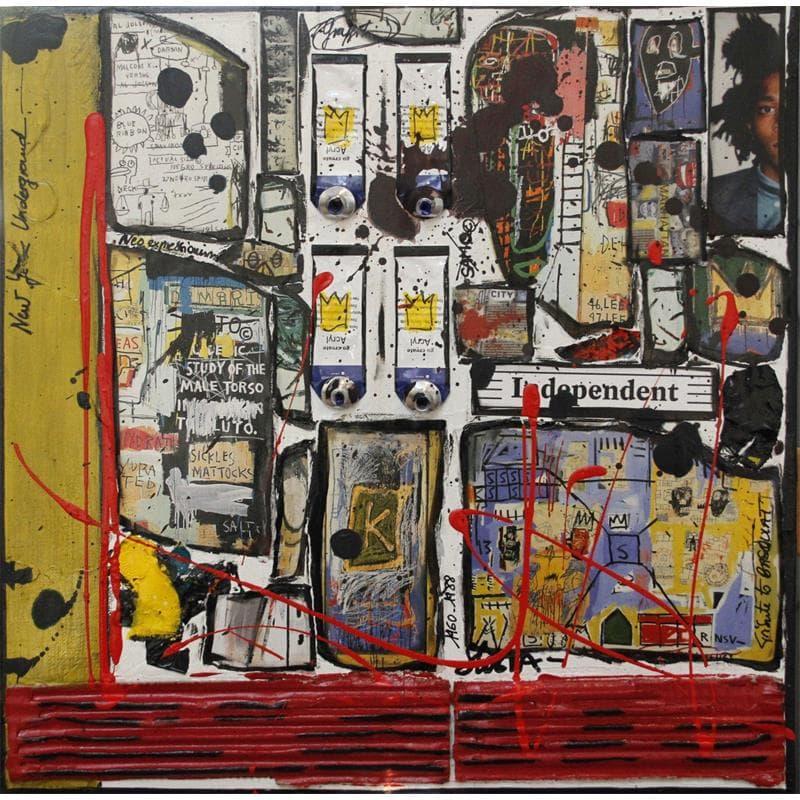 Basquiat, l'indépendant