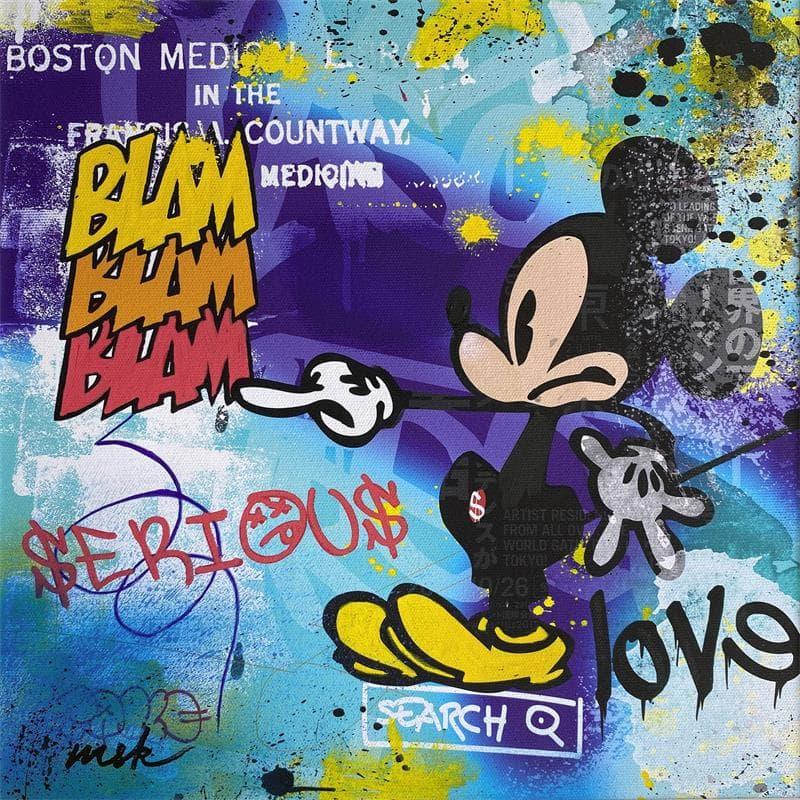 Mickey blam