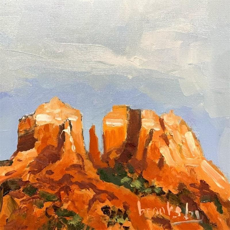 Red Rocks and Blue Sky