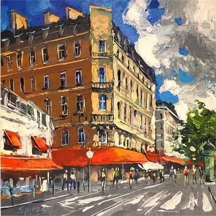 Dmitry Spiros Joy fullday 25 x 25 cm