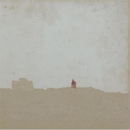 Lamiel Boubli Au village 4 19 x 19 cm