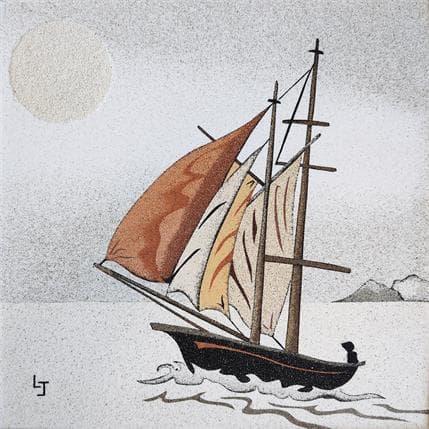 Laurence Jovys Tranquillité 25 x 25 cm