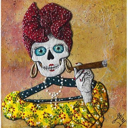 Geiry Cubana 19 x 19 cm