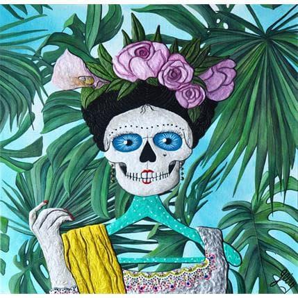 Geiry Frida Naturaleza 36 x 36 cm
