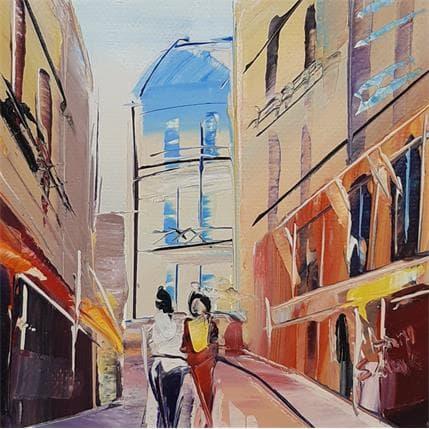 Anna Salenko Amoureux parisiens 13 x 13 cm