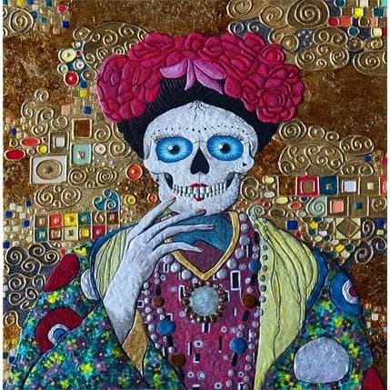 Geiry Klimt Frida 36 x 36 cm