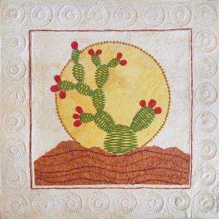 Vazquez Laila Sunset 25 x 25 cm