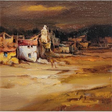 Cabello Ruiz Jose Sans titre 19 x 19 cm