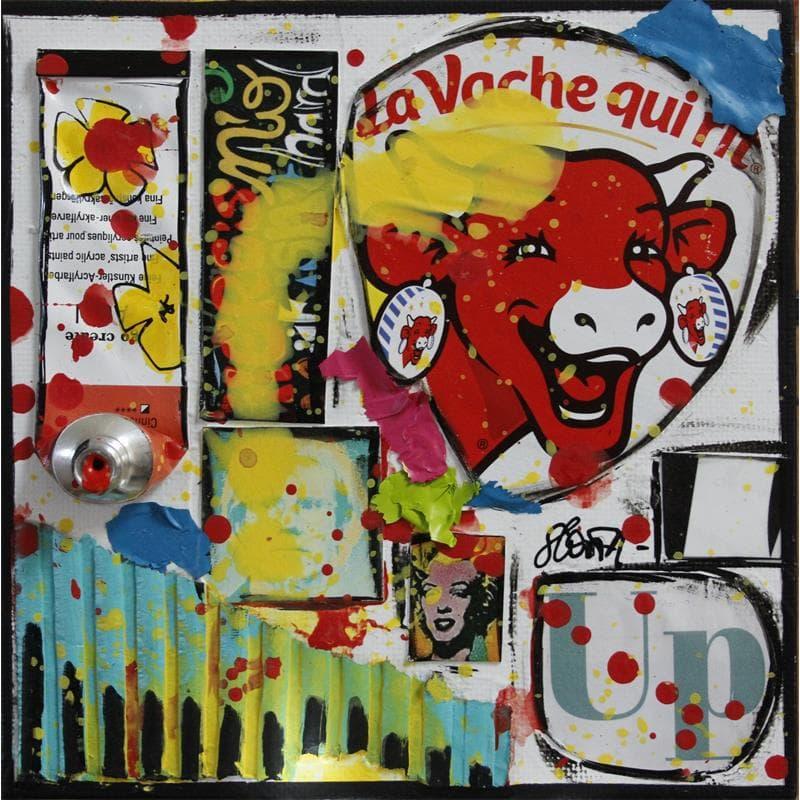La vache qui rit aime le pop art