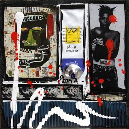 Costa Sophie Basquiat 13 x 13 cm