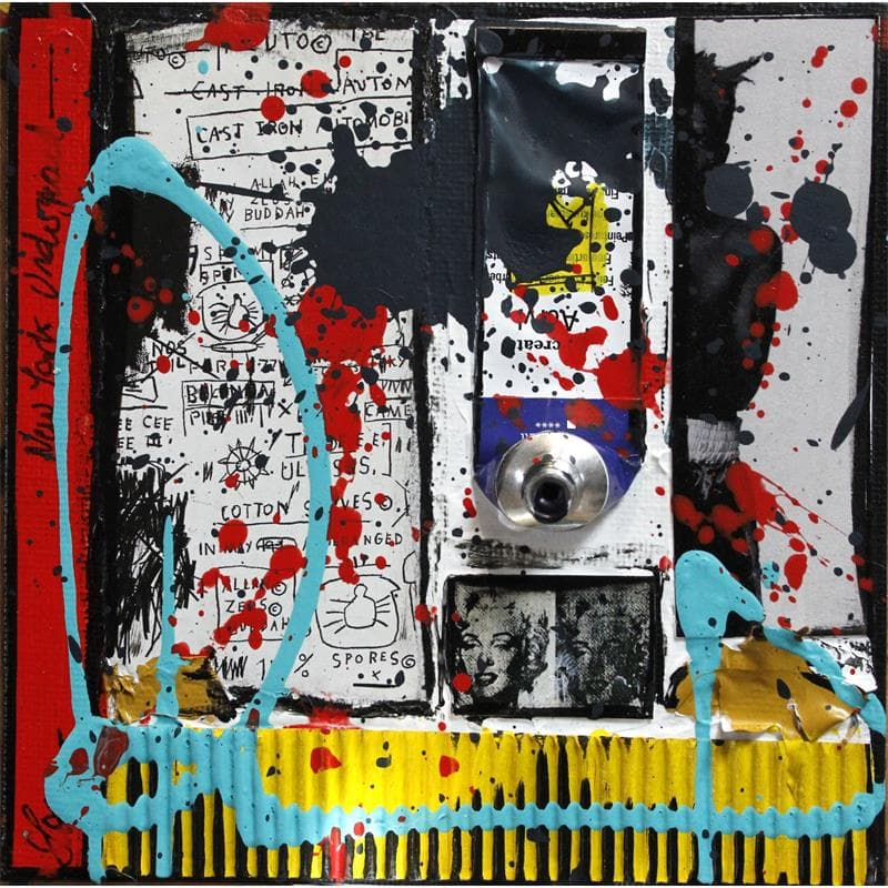 Basquiat NY underground