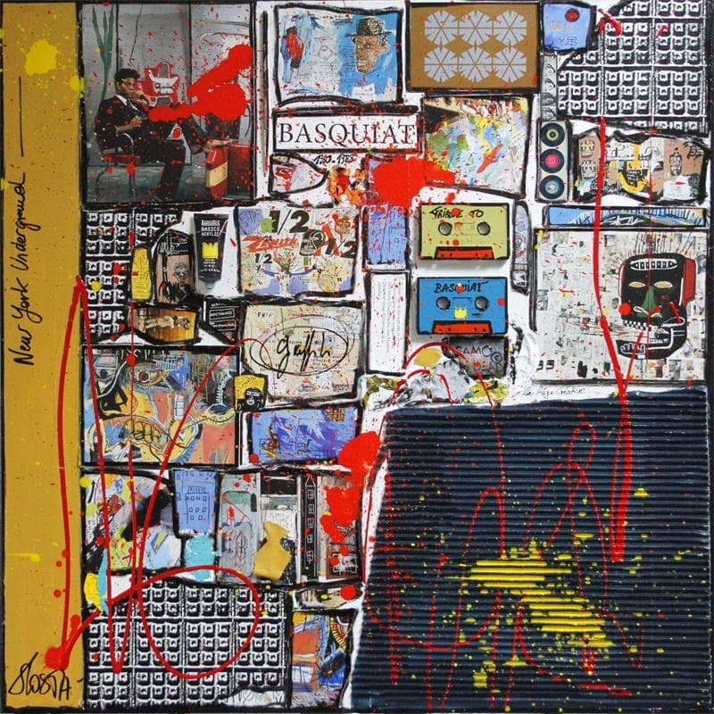 Basquiat, the one!