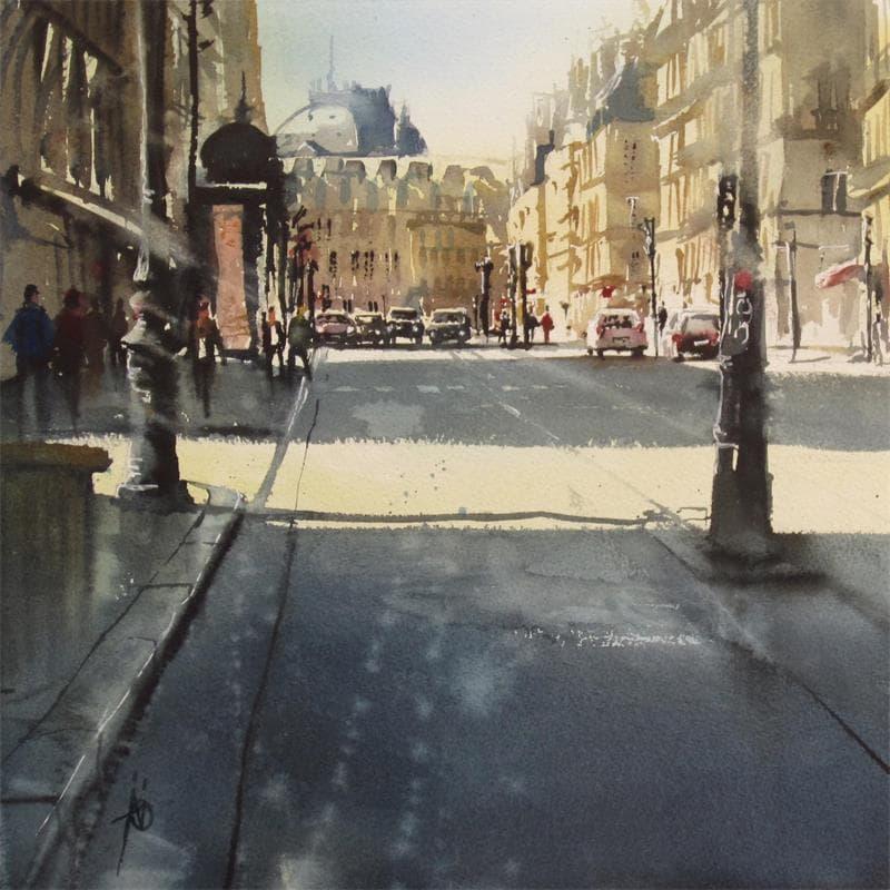 Flânerie parisienne