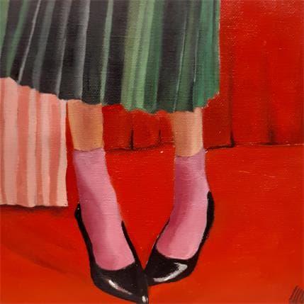 Manuela Gallo Shoes 19 x 19 cm