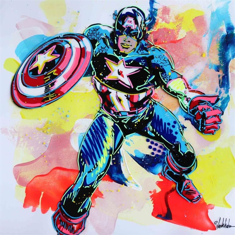 Captain America 162D