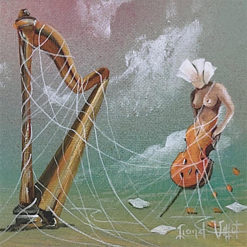 Small paintings Surréaliste a traduire Acrylic</h2>