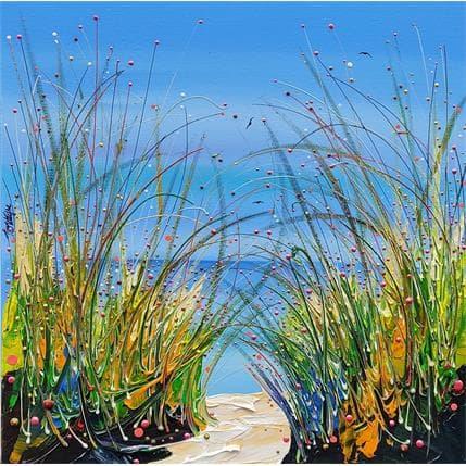 David Fonteyne FOLIE D'AMOUR 50 x 50 cm