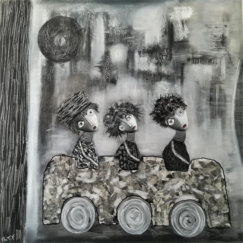 Peintures grand format Art Singulier</h2>