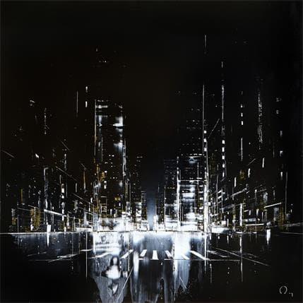 Julien Rey Pop Up 100 x 100 cm