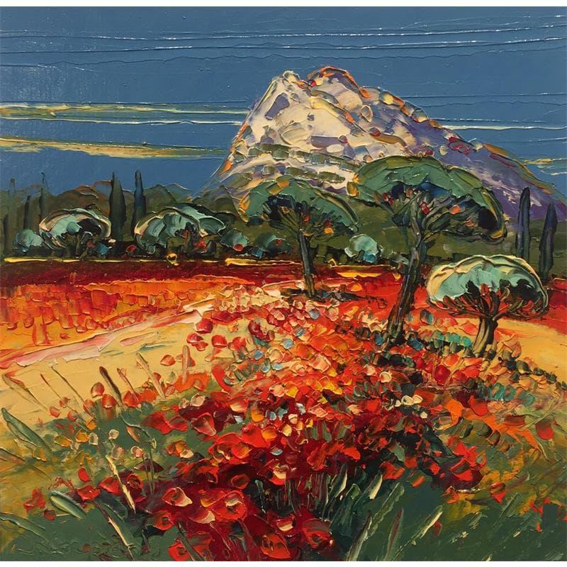 Dans les pas de Cézanne