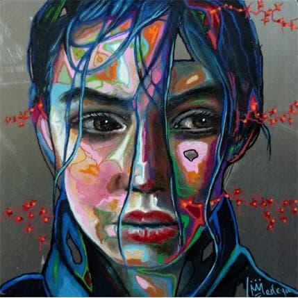 Medeya Lemdiya Dark Lady 13 x 13 cm