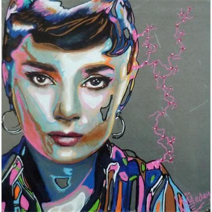 Medeya Lemdiya La belle Audrey 13 x 13 cm