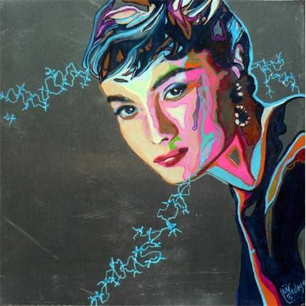 Medeya Lemdiya Audrey Hepburn Forever 19 x 19 cm