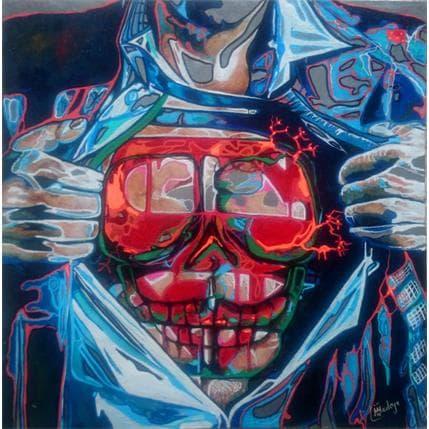 Medeya Lemdiya Super Skull 25 x 25 cm