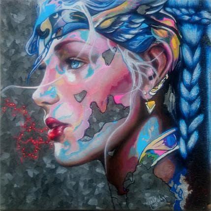 Medeya Lemdiya Collection Lady Fantazy 2 25 x 25 cm