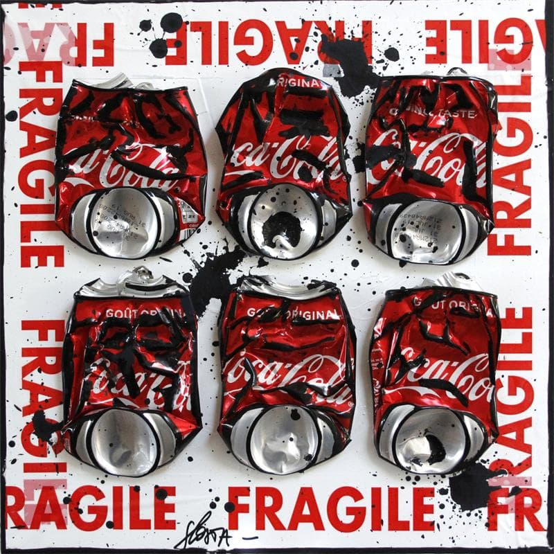Fragile coke